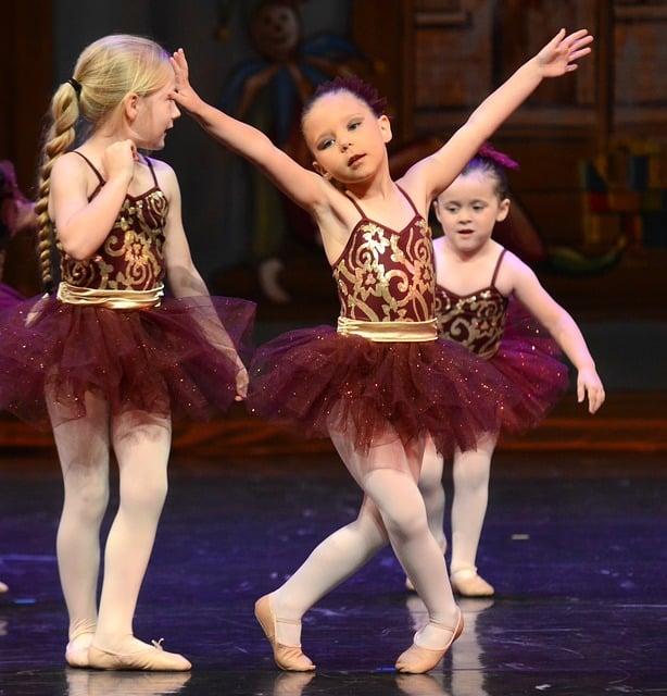 ריקודים סלונים לילדים